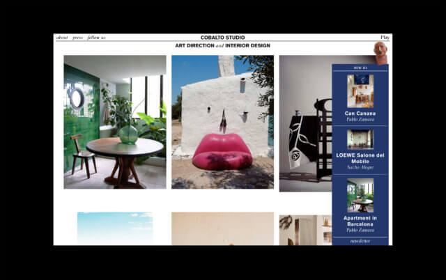 Cobalto Studio - Ana Mirats