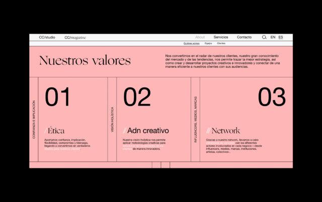CC/studio & CC/magazine - Ana Mirats